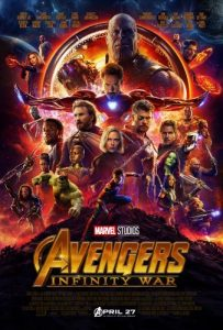 Avengers: Infinity War, photo by Walt Disney Studios