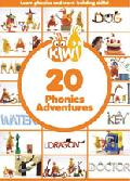 Click for detailed review of KIWI: 20 PHONICS ADVENTURES