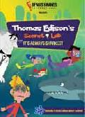 Click for detailed review of THOMAS EDISON'S SECRET LAB: IT'S ALWAYS SHARKEST