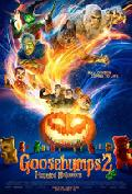 Click for detailed review of GOOSEBUMPS 2: HAUNTED HALLOWEEN