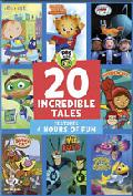 Click for detailed review of PBS KIDS: 20 INCREDIBLE TALES
