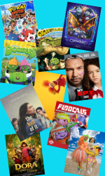 KIDS FIRST! reviews and endorses the best movies for kids