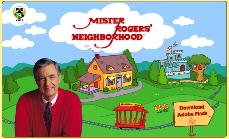 KIDS FIRST! Jury Blog » Blog Archive » Mister Rogers