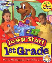 JUMPSTART: 1ST GRADE