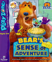 BEAR IN THE BIG BLUE HOUSE: BEARS SENSE OF ADVENTURE cover image