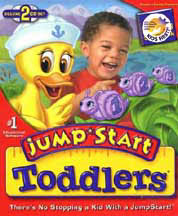 JUMPSTART: TODDLERS cover image