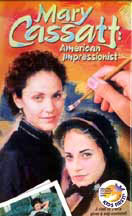 MARY CASSATT: AMERICAN IMPRESSIONIST cover image