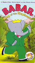 BABAR KING OF THE ELEPHANTS cover image