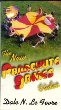 NEW PARACHUTE GAMES VIDEO, THE cover image