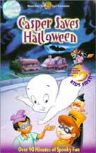 CASPER SAVES HALLOWEEN cover image