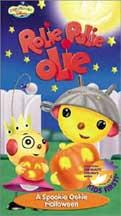 ROLIE POLIE OLIE: A SPOOKIE OOKIE HALLOWEEN