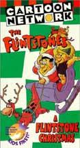 FLINTSTONES, THE A FLINTSTONE CHRISTMAS cover image