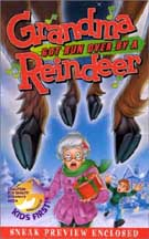 GRANDMA GOT RUN OVER BY A REINDEER cover image
