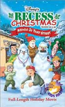 RECESS CHRISTMAS: MIRACLE ON THIRD STREET cover image