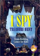 I SPY TREASURE HUNT cover image
