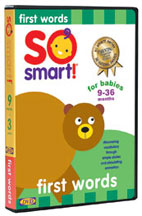 Order DVD SO SMART: FIRST WORDS