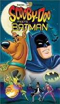 SCOOBY DOO MEETS BATMAN