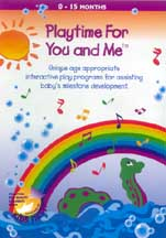 PLAYTIME FOR YOU AND ME cover image