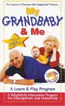 MY GRANDBABY & ME (VHS) cover image