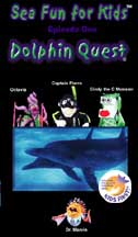 DOLPHIN QUEST cover image
