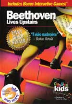 BEETHOVEN LIVES UPSTAIRS cover image