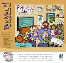 PICK ME UP! FUN SONGS FOR LEARNING SIGN LANGUAGE