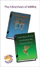 ADVENTURES OF WILDFIRE: HOW WILDFIRE GOT HIS MUSIC BOX & LEARNED TO FLY,THE