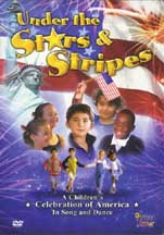 UNDER THE STARS AND STRIPES (VHS) cover image