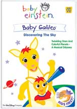 BABY EINSTEIN: BABY GALILEO, DISCOVERING THE SKY cover image