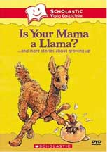 IS YOUR MAMA A LLAMA? AND MORE STORIES ABOUT GROWING UP cover image