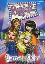 BRATZ THE VIDEO: STARRIN' & STYLIN'