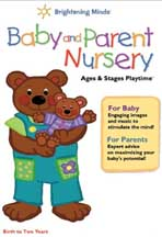 BABY AND PARENT NURSERY: AGES AND STAGES PLAYTIME