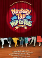 NURSERY TAP, HIP TO TOE cover image