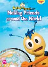 BAKU THE TRAVEL BUG: MAKING FRIENDS AROUND THE WORLD