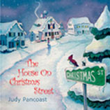 JUDY PANCOAST: HOUSE ON CHRISTMAS STREET, THE cover image