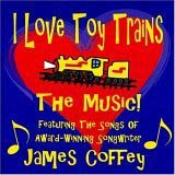 I LOVE TOY TRAINS, THE MUSIC! cover image