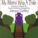 MY MAMA WAS A TRAIN cover image