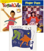 GET FIT! FOR PRE-SCHOOLERS! cover image