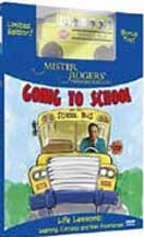 MISTER ROGERS: GOING TO SCHOOL cover image