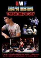 NWF KIDS PRO WRESTLING - THE UNTOLD STORY cover image