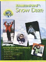 ADVENTUREPATROL: SNOW DAZE cover image