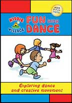 KIDDIE VILLAGE: FUN WITH DANCE cover image