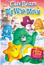 CARE BEARS BIG WISH MOVIE cover image