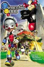 PINOCCHIO 3000 cover image