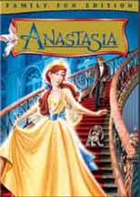 ANASTASIA: FAMILY FUN EDITION cover image