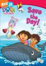 DORA THE EXPLORER: SAVE THE DAY! cover image