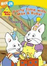 MAX & RUBY: PARTY TIME WITH MAX & RUBY cover image