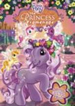 MY LITTLE PONY: THE PRINCESS PROMENADE cover image