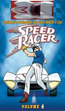 SPEED RACER VOLUME 4 cover image