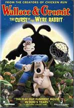 WALLACE AND GROMIT: THE CURSE OF THE WERE RABBIT cover image